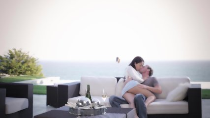 Love With A Nice View - scene 2