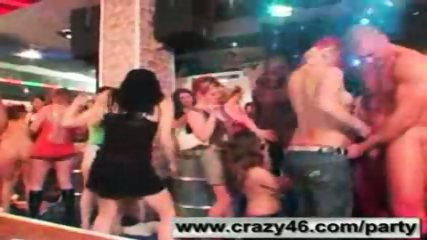 Drunk Chicks Fuck at Stripper Party - scene 8