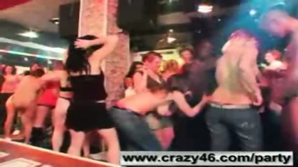Drunk Chicks Fuck at Stripper Party - scene 9
