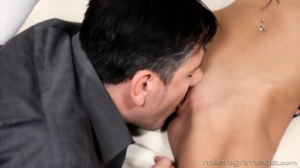 Naughty Babe Jumps On Cock - scene 4