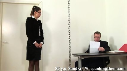 Punishment For Sex Slave Sandra - scene 1