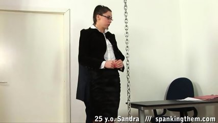 Punishment For Sex Slave Sandra - scene 2