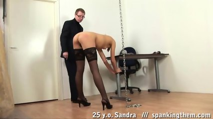 Punishment For Sex Slave Sandra - scene 4