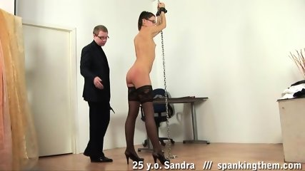 Punishment For Sex Slave Sandra - scene 6