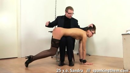Punishment For Sex Slave Sandra - scene 7
