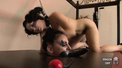 Kinky Games Of Kinky Girls - Kym And Amelea - scene 8