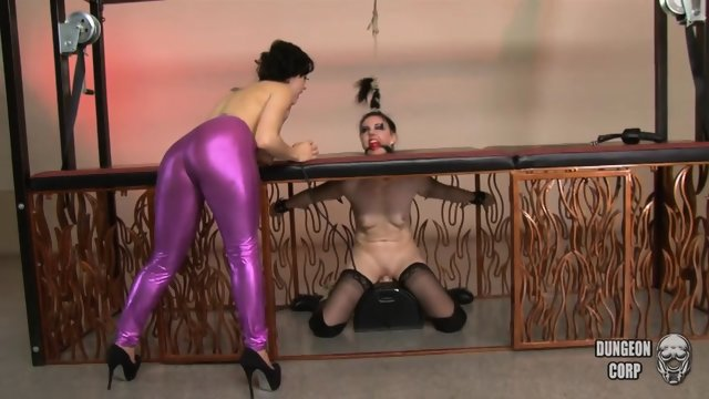 Kinky Games Of Kinky Girls - Kym And Amelea