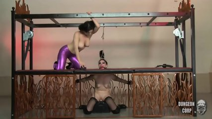 Kinky Games Of Kinky Girls - Kym And Amelea - scene 5