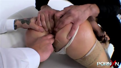 Different Things In Her Holes - Cathy Heaven