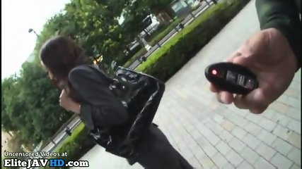 Japanese secretary has to please her boss
