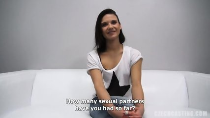 Charming European Amateur With Hot Body - scene 7
