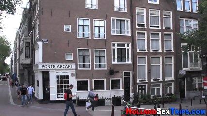 Dutch prostitute cumshot