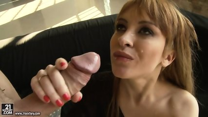 Sandra Is Addcited To Anal Sex - scene 12