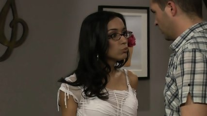 Chick With Glasses Gets Penetrated - scene 2