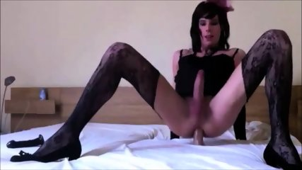 Attention! CD anal riding compilation - TScamdolls.com