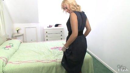Panties In Her Juicy Pussy - scene 1