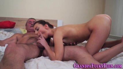 Sexy grandpa porn