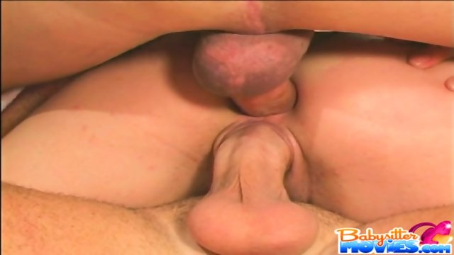 Pretty Girl Gets Double Fucked