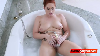 Edyn plays with her pussy making it wet and ready to be demolished