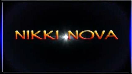 Nikki Nova showing her pussy - scene 1