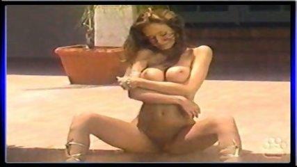 Nikki Nova showing her pussy - scene 3