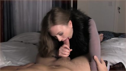 Mature Lady Takes Care Of Dick