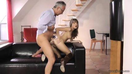 Deep Anal Penetration Of Charming Teen Gina - scene 9