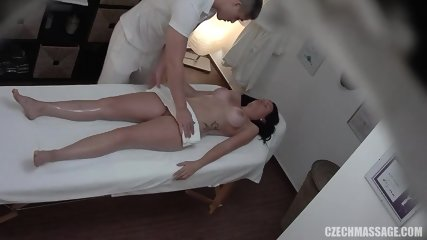 Fucked During Massage Session - scene 4