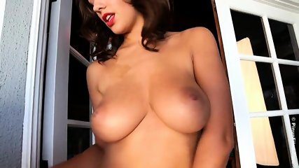 Lovely Babe With Awesome Tits - scene 10