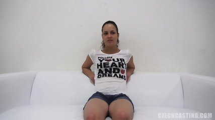 Crazy Amateur At Sex Casting - scene 1