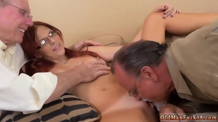 Awesome handjob cumshot compilation So he sent her straight over to Grandpa Frannkie,