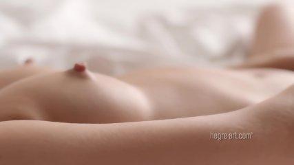 Magic Wand Stimulates Her Pussy - scene 2
