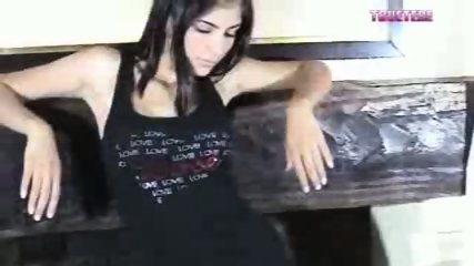 Hot brunette - scene 2