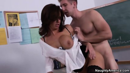 Veronica Avluv My First Sex Teacher - scene 3