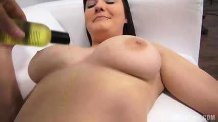 Amateur Big Boobs At The Casting - scene 8