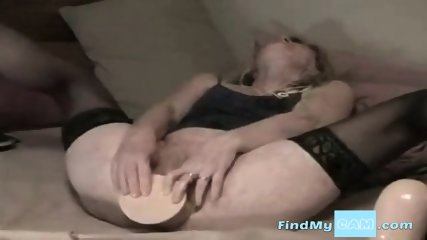 Dirty Slut Takes Big Plug in the Ass on Cam by snahbrandy