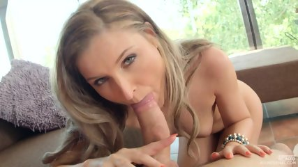 Angel Snow Rides Big Dick