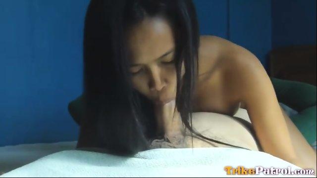 Trisha Sucks And Gets Pounded