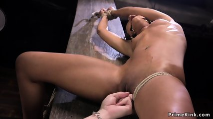 Amateur sybian bondage and extreme.