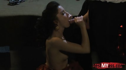 Hot pornstar anal and cumshot - scene 3