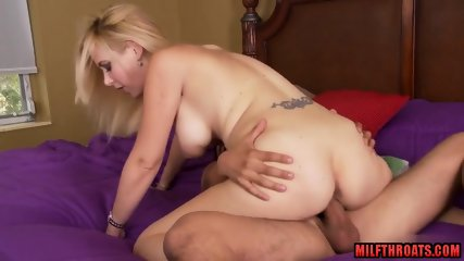 Hot milf sex and cumshot - scene 8