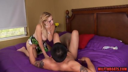 Hot milf sex and cumshot - scene 5