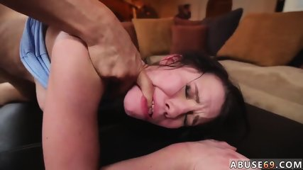 Hot brunette licked and seduces crony pal s sons Ryland Ann Loves it Rough - scene 12