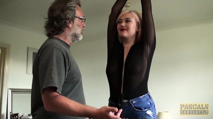 Kinky Misha Mayfair Anally Destroyed Before Tasting Spunk - scene 5