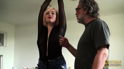 Kinky Misha Mayfair Anally Destroyed Before Tasting Spunk - scene 6