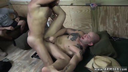 Of nude male army men gay The Troops came prepared to party! - scene 1