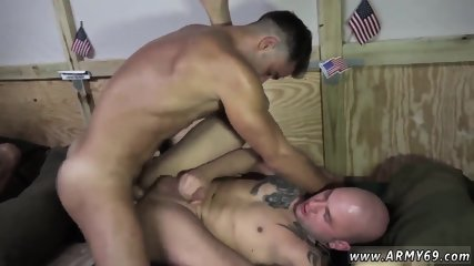 Of nude male army men gay The Troops came prepared to party! - scene 4