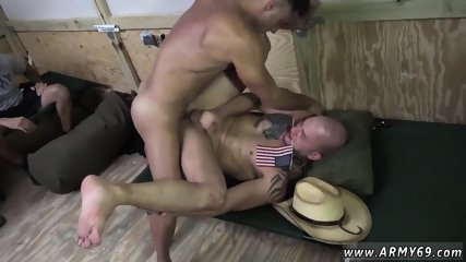 Of nude male army men gay The Troops came prepared to party! - scene 5