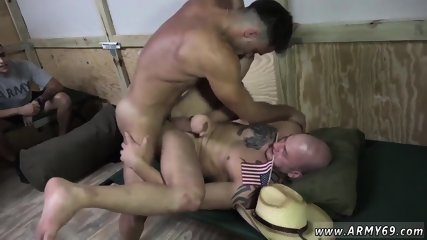 Of nude male army men gay The Troops came prepared to party! - scene 6