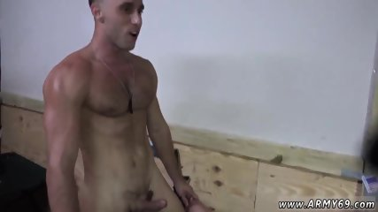 Of nude male army men gay The Troops came prepared to party! - scene 7
